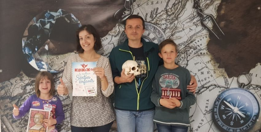 Défi 01 // Escape Game en famille // A Bourg-en-Bresse