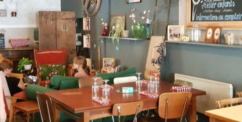 Le Rep'R // Boutique de recyclerie et animations enfants // Bourg-en-Bresse